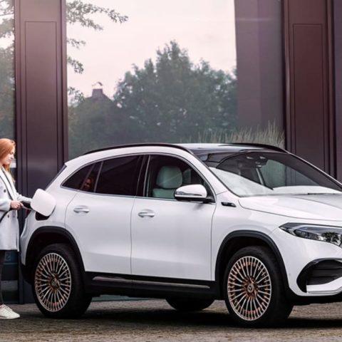 2021 Mercedes BEnz EQA